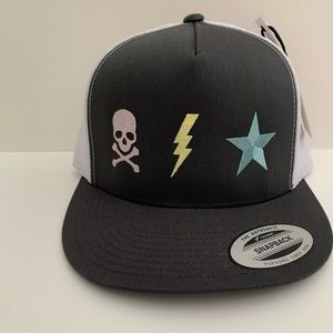 SoulCycle SnapBack cap hat